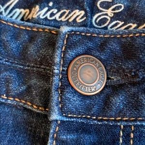American Eagle Outfitters Shorts - American Eagle distressed jean shorts size 8